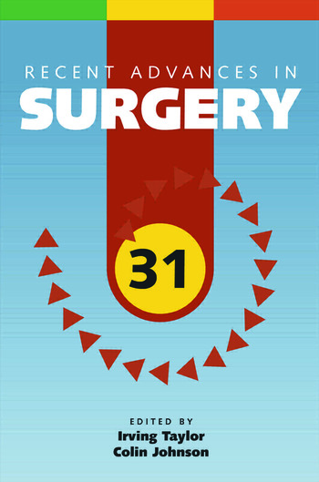 Recent Advances in Surgery 31 book cover