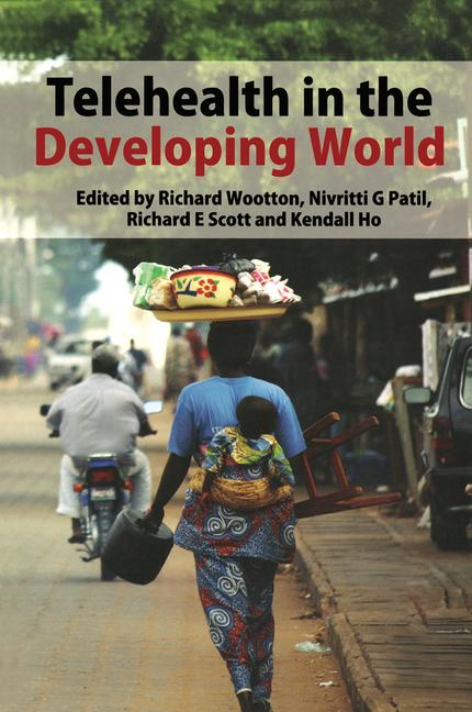 Telehealth in the Developing World book cover