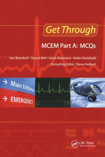 Get Through MCEM Part A: MCQs book cover