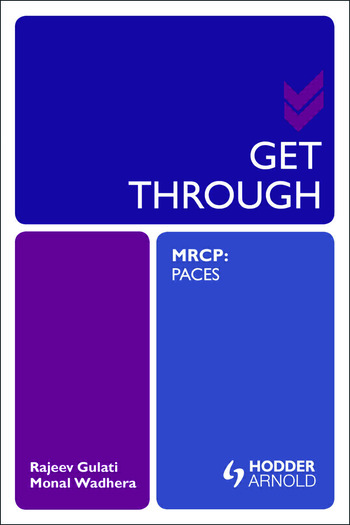 Get Through MRCP: PACES book cover
