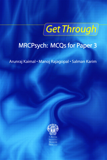 Get Through MRCPsych: MCQs for Paper 3 book cover