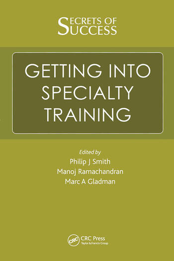 Secrets of Success: Getting into Specialty Training book cover