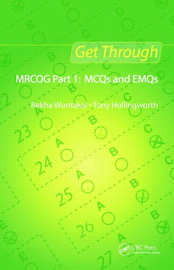 Get Through MRCOG Part 1: MCQs and EMQs book cover