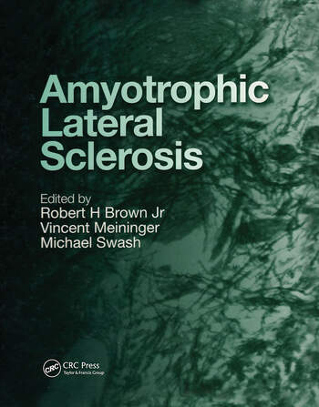Amyotrophic Lateral Sclerosis book cover