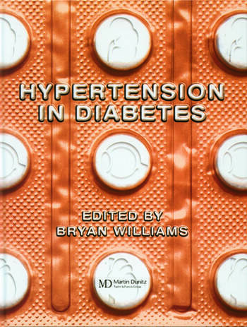 Hypertension in Diabetes book cover