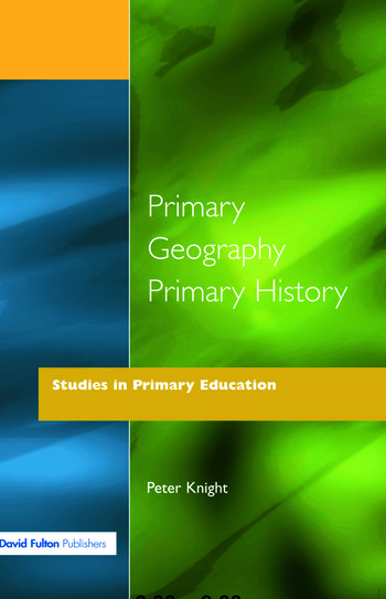 Primary Geography Primary History book cover