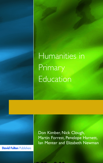 Humanities in Primary Education History, Geography and Religious Education in the Classroom book cover