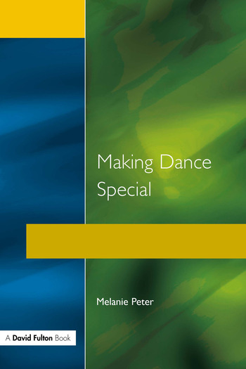 Making Dance Special book cover