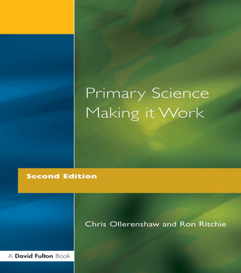 Primary Science - Making It Work book cover