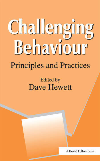 Challenging Behaviour Principles and Practices book cover