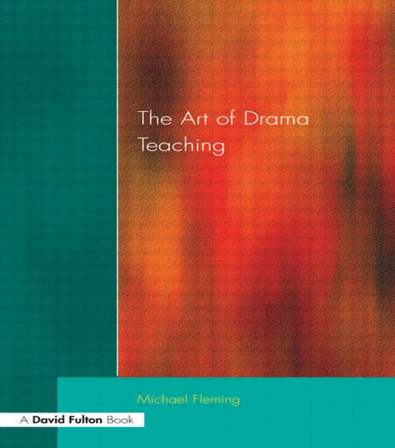 Art Of Drama Teaching, The book cover
