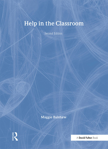 Help in the Classroom book cover