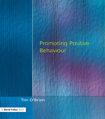 Promoting Positive Behaviour book cover