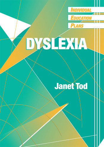 Individual Education Plans (IEPs) Dyslexia book cover