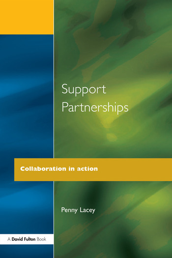 Support Partnerships Collaboration in Action book cover