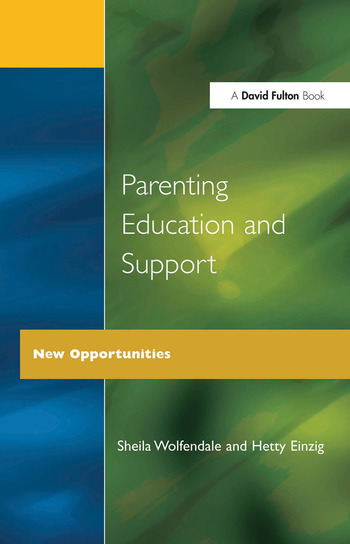 Parenting Education and Support New Opportunities book cover