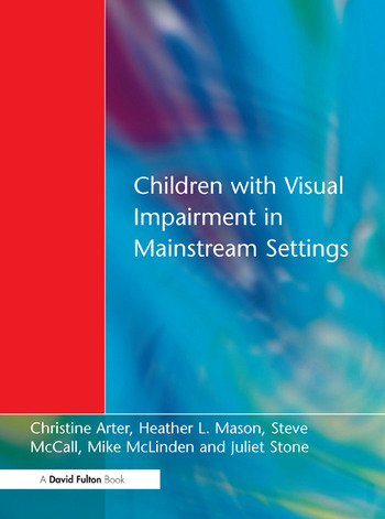 Children with Visual Impairment in Mainstream Settings book cover