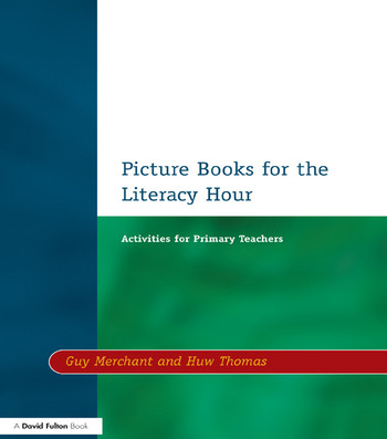 Picture Books for the Literacy Hour Activities for Primary Teachers book cover