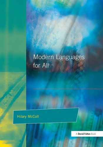 Modern Languages for All book cover
