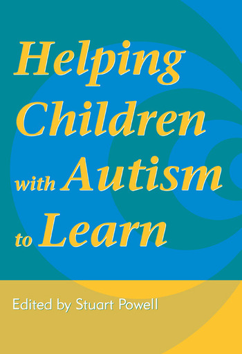 Helping Children with Autism to Learn book cover