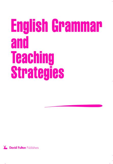 English Grammar and Teaching Strategies Lifeline to Literacy book cover
