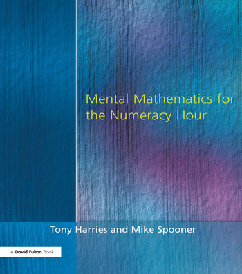 Mental Mathematics for the Numeracy Hour book cover