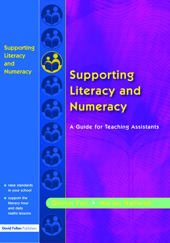 Supporting Literacy and Numeracy A Guide for Learning Support Assistants book cover