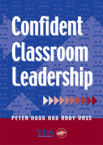 Confident Classroom Leadership book cover