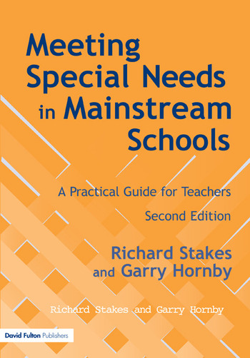 Meeting Special Needs in Mainstream Schools A Practical Guide for Teachers book cover