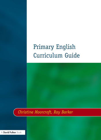 Primary English Curriculum Guide book cover