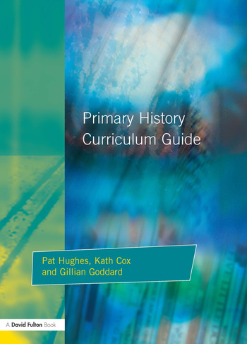 Primary History Curriculum Guide book cover