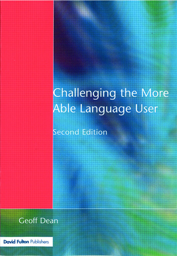 Challenging the More Able Language User book cover