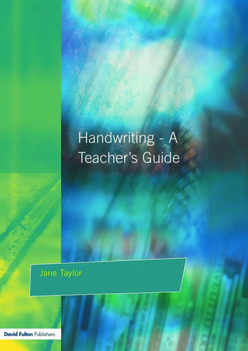 Handwriting Multisensory Approaches to Assessing and Improving Handwriting Skills book cover