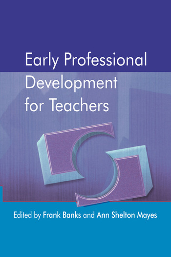 Early Professional Development for Teachers book cover