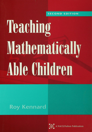 Teaching Mathematically Able Children book cover