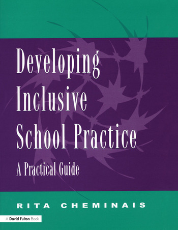 Developing Inclusive School Practice A Practical Guide book cover