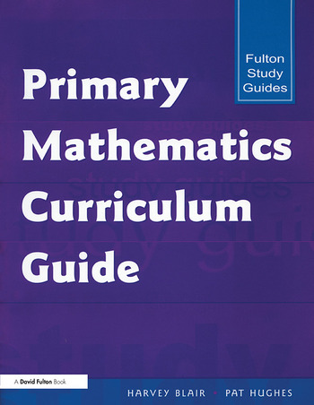 Primary Mathematics Curriculum Guide book cover
