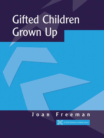 Gifted Children Grown Up book cover