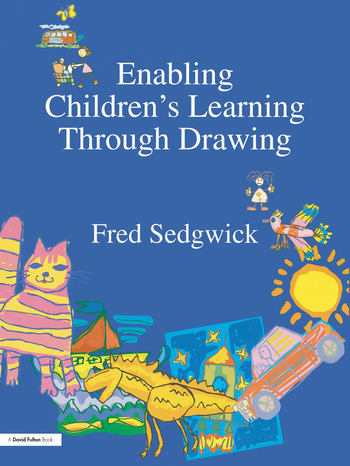 Enabling Children's Learning Through Drawing book cover