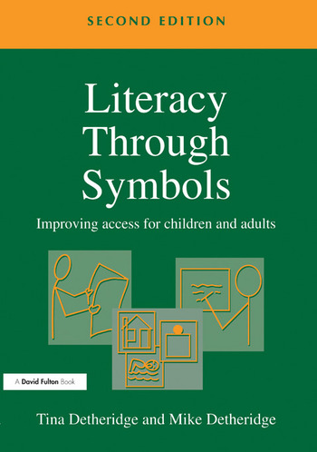 Literacy Through Symbols Improving Access for Children and Adults book cover