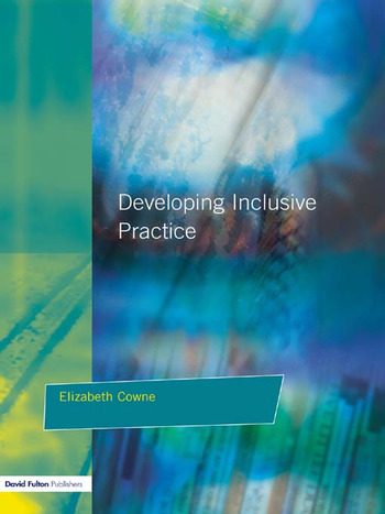 Developing Inclusive Practice The SENCO's Role in Managing Change book cover