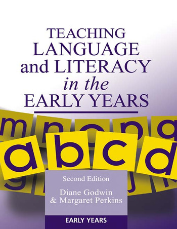 Teaching Language and Literacy in the Early Years book cover