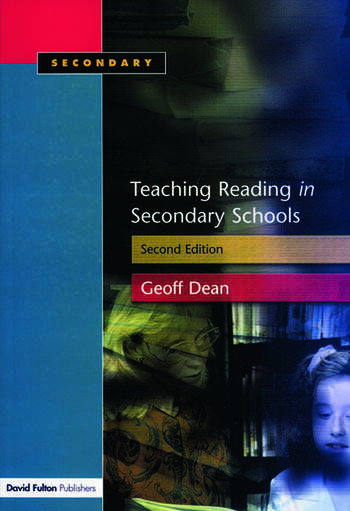 Teaching Reading in the Secondary Schools book cover