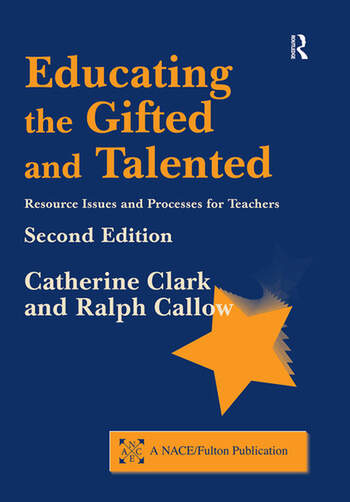 Educating the Gifted and Talented Resource Issues and Processes for Teachers book cover