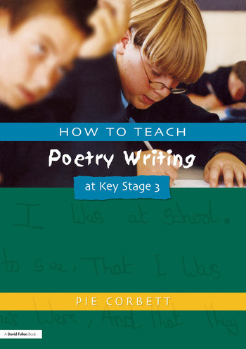 How to Teach Poetry Writing at Key Stage 3 book cover