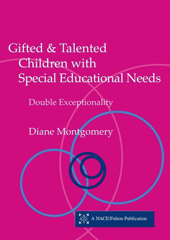 Gifted and Talented Children with Special Educational Needs Double Exceptionality book cover