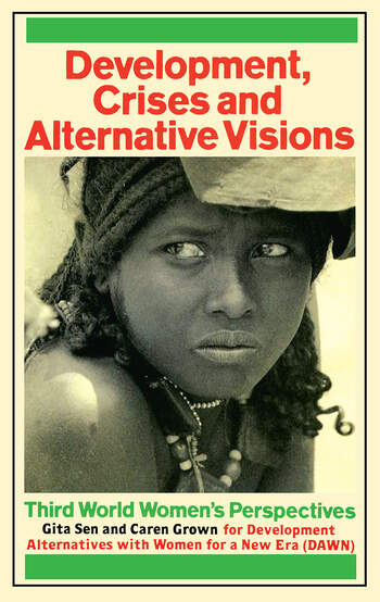 Development Crises and Alternative Visions Third World Women's Perspectives book cover