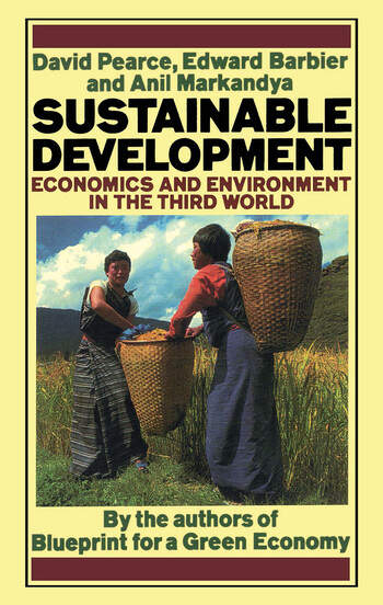Sustainable Development Economics and Environment in the Third World book cover