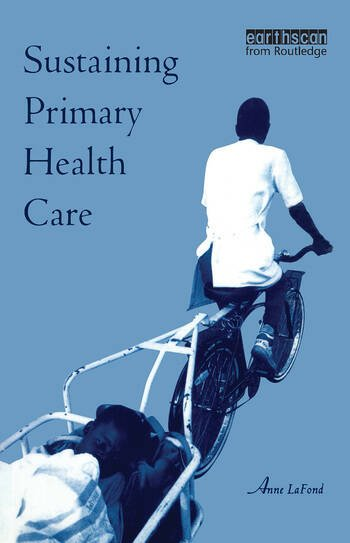 Sustaining Primary Health Care book cover