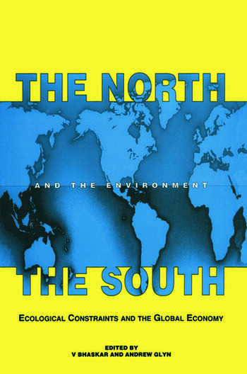 The North the South and the Environment book cover